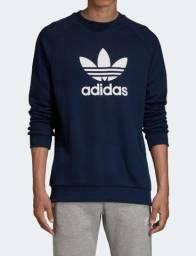 casaco Adidas 100% original moleton