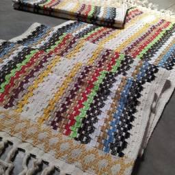 Caminho de mesa arco íris 1,5 metro