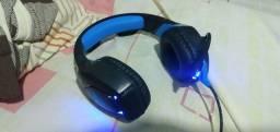 fone headset gamer top