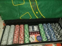 Jogo completo de Poker