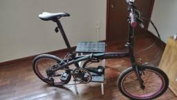 Bicicleta Dobrável Soul Klapp 8v Sram