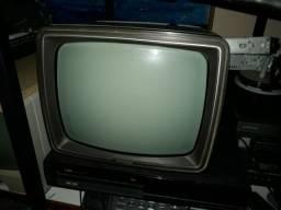 Televisão Preto e Branco Philco