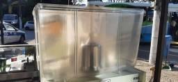 Cubas da refresqueira IBBL 15 litros usadas em ótimo estado .