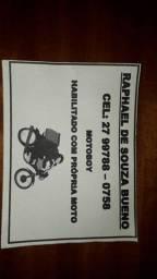Motoboy a disposição leia a descrição !!!!