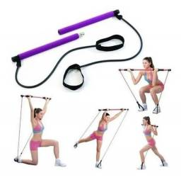 Kit barra de Pilates portátil