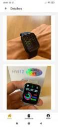 Smartwatch HW12 (IWO 13 ULTIMATE) VERSÃO 2021 ?<br><br>