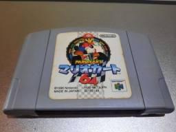 Jogo Mario Kart Nintendo 64