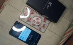 LG K8+ com caixa e nota fiscal