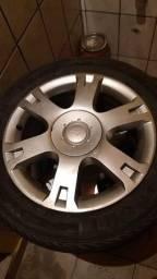 Vendo ou troco roda 16 por algo do meu interesse