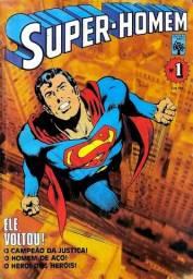 Superman - Coleção Digital hs desde 1938 a 2021 (atualizada)