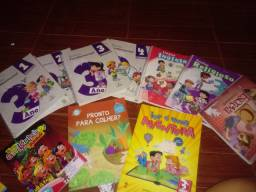 Livros escola adventista