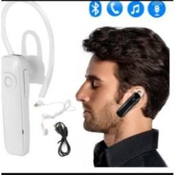 Fone De Ouvido Sem Fio Bluetooth Com Microfone Embutido