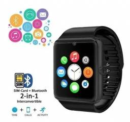 GT08 relógio inteligente celular Android
