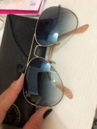 Óculos ray ban original 100,00