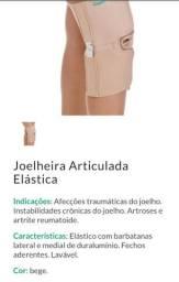 Joelheira Articulada Elástica.