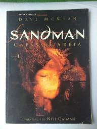 Sandman Capas na Areia - Dave Mckean Neial Gaiman