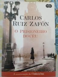 Título do anúncio: O Prisioneiro do Céu - Carlos Ruiz Zafón