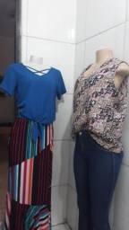 Bazar de roupa semi nova