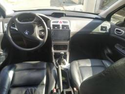 Peugeot 307 1.6 16v sedan, manual, teto, banco couro, multimidia