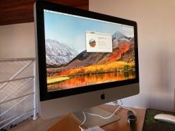 Apple iMac (Mid-2011) Intel i5 2,7, 4 Gb DDR3, Tecl e Mouse Apple, HDD 320Gb, 21 polegadas