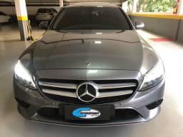 Título do anúncio: Mercedes-benz c 200 1.5 eq Boost