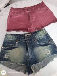 Shorts Jeans Glamour Rock