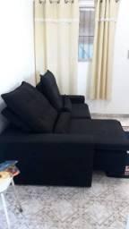 Sofá Retrátil e reclinável Maricá 2m