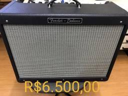 Amplificador Fender Deluxe