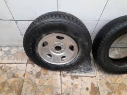 Vendo está duas rodas de S 10