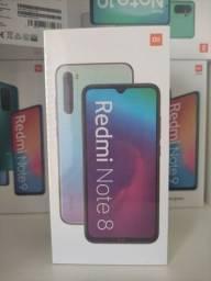 Toooop da Xiaomi! Redmi Note 8 ..Novo Lacrado pronta Entrega