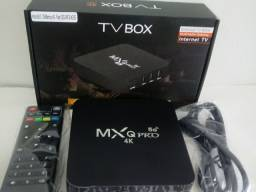 TV Box Ou Box Tv 8GB Ram 64GB Rom