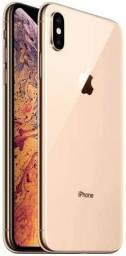 Vendo iPhone XS Max 256 gigas dourado