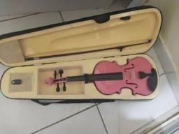Violino rosa jahnke 4/4