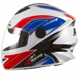 Capacete Racing 4 novo na caixa