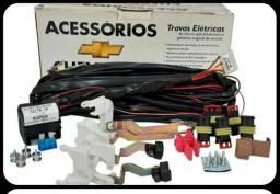 Kit Trava Elétrica Original CELTA 4 prts ano 2007 a 2016