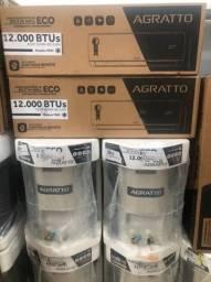 Ar condicionado AGRATTO  12000Btus