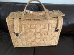 Bolsa de praia ou viagem guarda volume