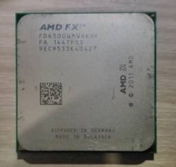 Processador Amd Fx6300 Gamer Usado Em Perfeito Estado