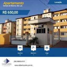 Dois quartos- Ponta Verde- Estrada de Ribamar