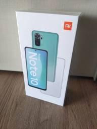 Celular Lançamento Redmi Note 10 4+64gb