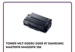 6 Toner vazio (kit)Compatível D203U p/ Samsung M4020 4070 332 Preto TPQ 15k