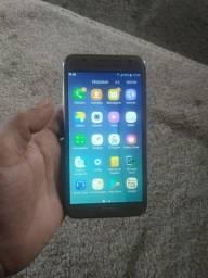 Vendo celular j 7 dourado GB por r$ 280