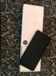Asus Zenfone Selfie 5 Pro 128 GB com NF e Caixa