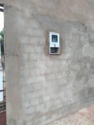 Casa 6x4 com banheiro dentro