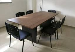 Título do anúncio: mesa mesa mesa mesa de reuniao 2x1