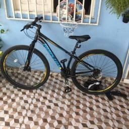 Vendo essa bicicleta aro 29 zerada usada apenas 2 vezes motivo viagem!!