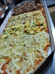 Delivery de Pizza consolidada + moradia junto!