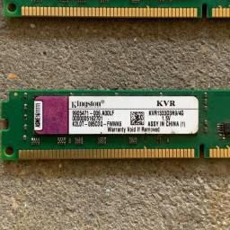 Memoria Kingston 4GB DDR3 1333 Mhz KVR1333D3N9/4G