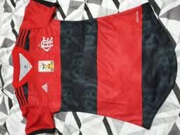 Camisa Flamengo I 21/22 - Feminina