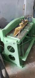 Guilhotina,pedal 1 m x 1 mm